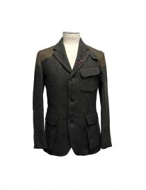 Nigel Cabourn Class Mallory jacket JK1-DARK-ARM order online