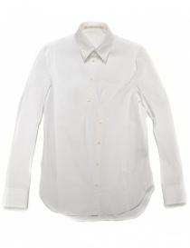 Camicia Carol Christian Poell colore bianco CM-2612-ROH- order online