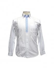 Morikage Shirt Kyoto shirt E-071028-1-W order online