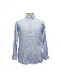 Morikage Shirt Kyoto shirt E-071028-4-B order online