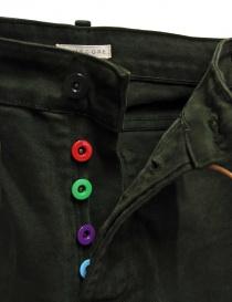 Pantalone Homecore colore verde