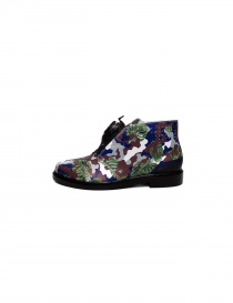 Puma by Mihara Yasuhiro ankle boots camouflage