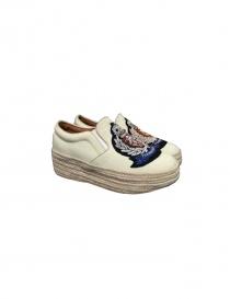 Mihara Yasuhiro shoes 44210200-WHI order online