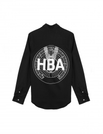 Hood By Air black shirt