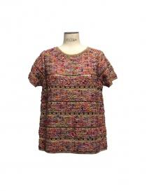 Maglia Coohem in tessuto Yonetomi colore rosa 151-045-45 order online