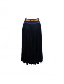 IL by Saori Komatsu skirt with belt