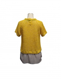 Iaponia yellow pullover
