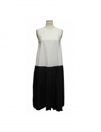 Sara Lanzi black and white dress DA2CO01-19-A order online