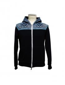 Yoshio Kubo blue sweatshirt YKS15807 NAV order online