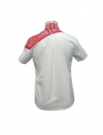 Yoshio Kubo red and white SHIRT