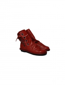 Trippen Tramp red ankle boots tramp red order online