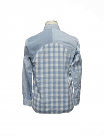 Nigel Cabourn patchwork shirt