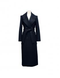 BLACK COAT CARVEN 120m07 999 order online