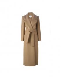 Carven coat in camel 120M07-182 order online