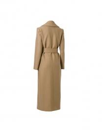 Cappotto Carven colore cammello
