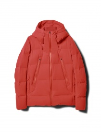 AllTerrain by Descente burnt red down jacket online