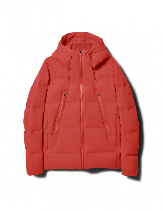AllTerrain by Descente burnt red down jacket