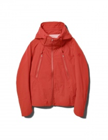 AllTerrain by Descente burnt red jacket online