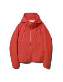 Womens jackets online: AllTerrain by Descente burnt red jacket
