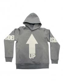 Mastermind X A-Girl's grey hoodie SW60-05-TOP- order online