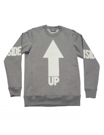 Mastermind X A-Girl's gray sweater SW59-05-TOP- order online
