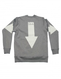 Mastermind X A-Girl's gray sweater