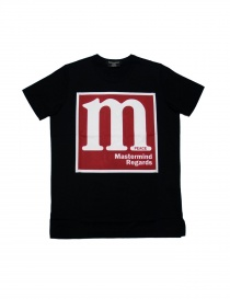 T-shirt Mastermind X A-Girl's TS62-07-BLK order online