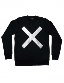 Mastermind X A-Girl's black sweater SW51-05-BLK order online