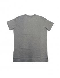 T-shirt grigia stampa rossa e bianca Mastermind X A-Girl's