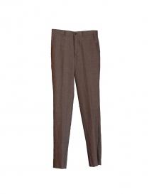 Trousers in camel Comme des Garcons Homme Plus PF-P018-051 order online