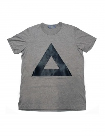 Mastermind X A-Girl's gray t-shirt TS23-07-TOP order online