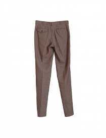 Trousers in camel Comme des Garcons Homme Plus