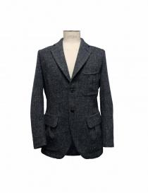 Giacca Haversack colore grigio chiaro 471535-03 order online
