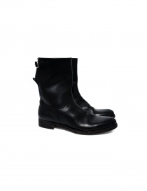 Black leather Sak leather boots 043 BLK CALF order online