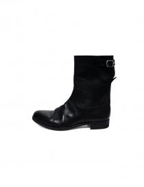 Black leather Sak leather boots