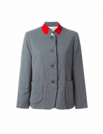 Womens suit jackets online: Casey Casey  gray jacket