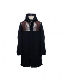 Cy Choi black coat CA57C08ARK00 order online