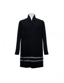 Cappotto Cy Choi colore nero acquista online
