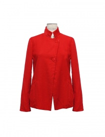 Womens suit jackets online: Casey Casey red jacket