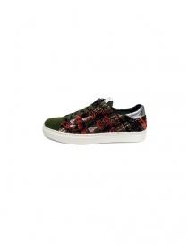 Yoshio Kubo green sneakers