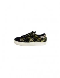 Yoshio Kubo navy sneakers