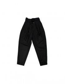 FadThree navy trousers 12FDF02-20-6 order online