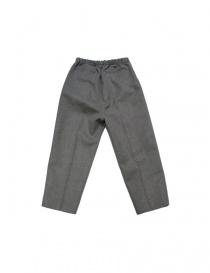 FadThree grey trousers