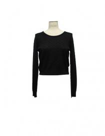 Carven Court black sweater 830PU04 order online