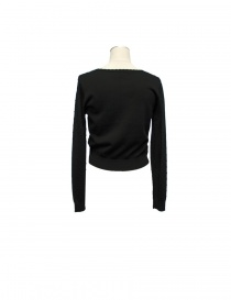 Carven Court black sweater