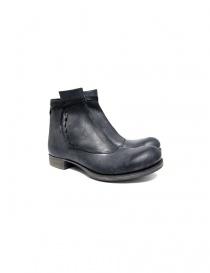 Stivaletto Ematyte in pelle colore grigio scuro B20A GREY R order online