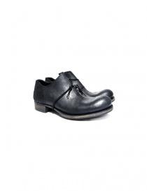 Scarpa in pelle Ematyte colore grigio scuro D10A GREY UO order online