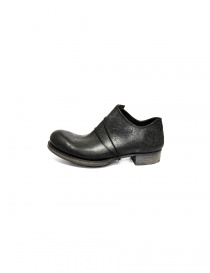 Ematyte dark grey leather shoes