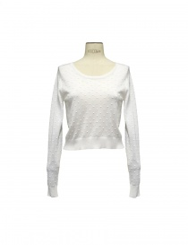 Carven Court white sweater online