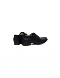 Tre Chiodi black leather shoes